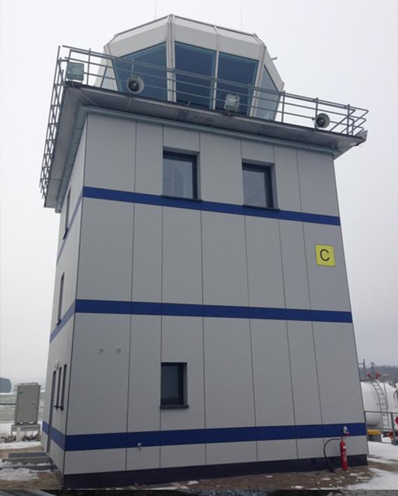 Lein Bau GmbH Flughafen Tower Hof