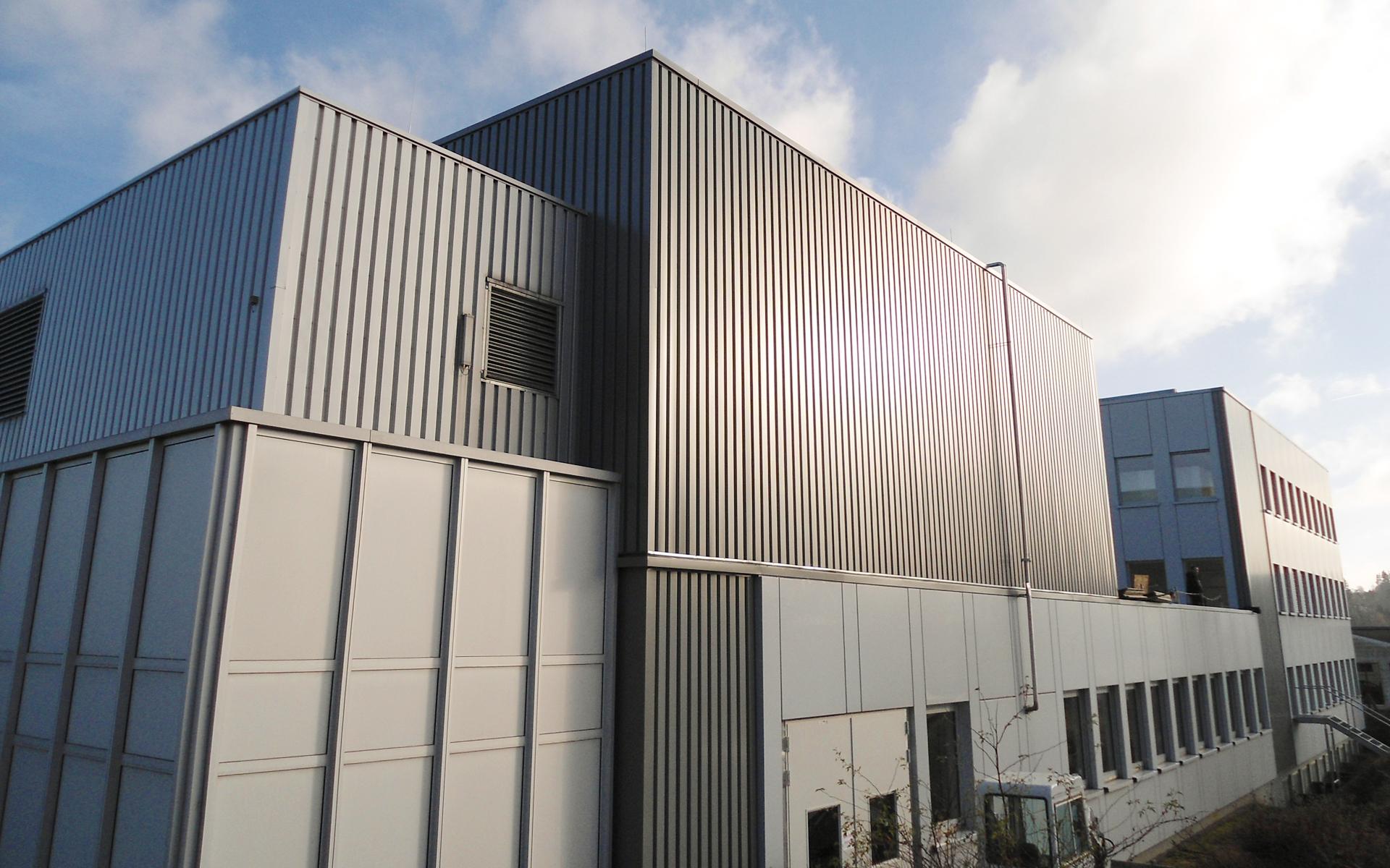 Industriebau Hochbau LEIN BAU GmbH