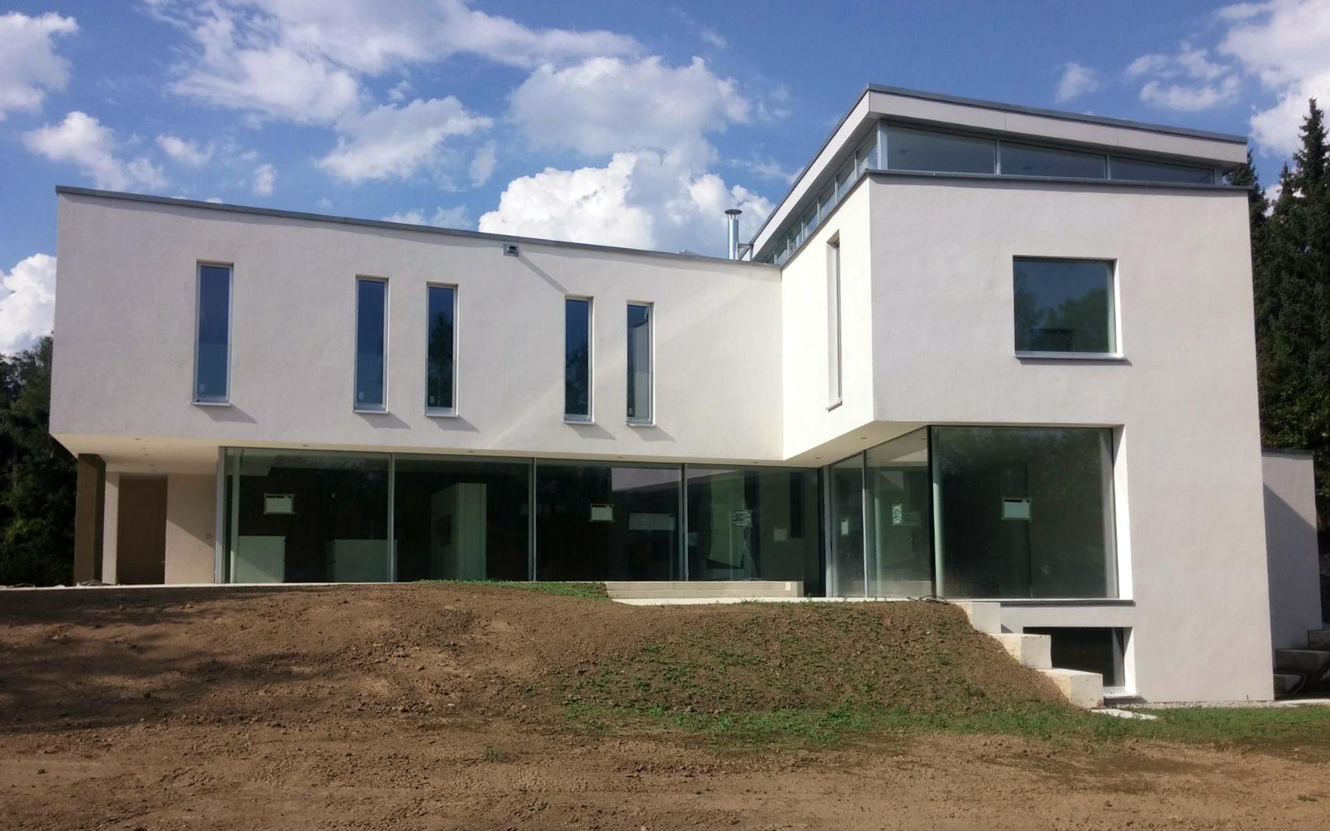 exklusives Wohnhaus LEIN BAU GmbH